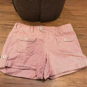Polo Ralph Lauren red nautical shorts size 4